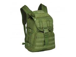 Рюкзак-сумка тактический AOKALI Outdoor A18 Green спортивный штурмовой военный