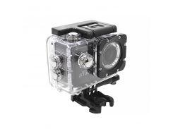 Экшн-камера SOOCOO S100 Black 4K видео Wi Fi GPS Батарея 1050мАч с кейсом подводная съемка