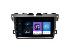 Штатная автомобильная магнитола Lesko для Mazda CX-7 (2008-2014г.) память 1/16 GPS WiFi Android