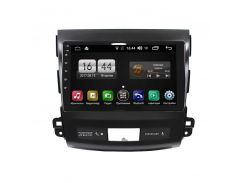 "Штатная магнитола Wangi для Mitsubishi Outlander (2006-2013г) 9"" 2/32 Гб 4G Premium GPS митсубиси Android 10.0"