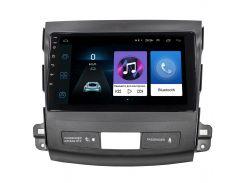"Штатная магнитола Lesko для автомобиля Mitsubishi Outlander (2006-2015г.) 9"" 1/16GB Wi-Fi Optima GPS Android"