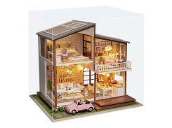 Кукольный дом конструктор DIY Cute Room A-080-B Big House 3D Румбокс