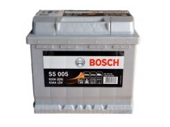 BOSCH6СТ-63 АзЕ S50050 S5 Silver Plus)