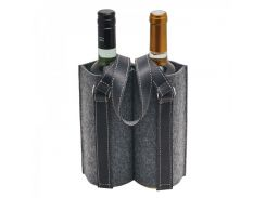 Войлочная сумка-чехол для двух бутылок BW-5-35