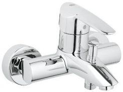 Смеситель для ванны, однорычажный GROHE Wave (32286000)