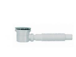 Сифон D110mm для мелкого поддона 5см, (Rudas,Palota,Tokai, Frida) EGER 599-drain