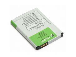 Аккумуляторная батарея PowerPlant LG BL-59UH (G2 mini) 2500mAh (DV00DV6291)