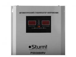 Стабилизатор напряжения, сервопривод Sturm 8000 ВA  (PS93080SM)