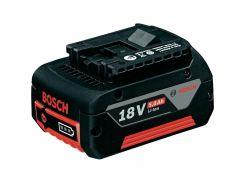 Аккумулятор Bosch Li-Ion 18В, 5.0Ач (1600A002U5)