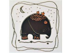 Декор АТЕМ Orly Elephant M (08718)