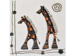 Декор АТЕМ Orly Giraffe W (08716)