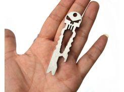 EDC череп мультитул отвертка ключ