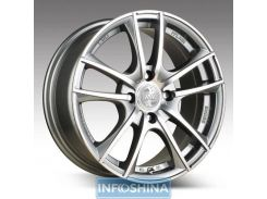 RS Tuning H-505 DDNFP R15 W6.5 PCD4x114.3 ET40 DIA67.1