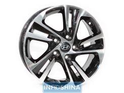 Replica Hyundai RHY141 MB R16 W6.5 PCD5x114.3 ET50 DIA67.1