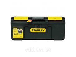 Ящик для інструментів Basic Toolbox пластиковий 59.5 x 28 x 26 Stanley 1-79-218 | инструментов пластиковый