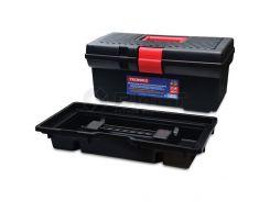 Ящик для інструментів пластмасовий 16 , 410х205х180мм Technics 52-501 | инструментов пластмассовый