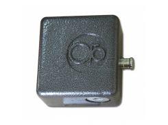 Замок навісний, дисковий, чавун, ЗВС-4, d 12 мм 70-054 | навесной дисковый чугун