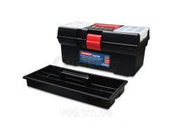 Ящик для інструментів пластмасовий 16 , Master 410х220х200мм Technics 52-521 | инструментов пластмассовый