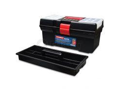 Ящик для інструментів пластмасовий 22 , Master 500х265х245 Technics 52-522 | инструментов пластмассовый