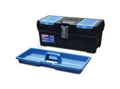 Ящик для інструментів пластмасовий 20, Master 508x250x240 мм Technics 52-527 | инструментов пластмассовый