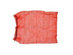 Сітка-мішок для пакування капусти з зав'язкою, зелена, 45х75см, до 30 кг 69-235   упаковки капусты зеленая