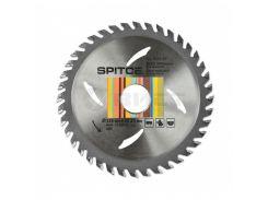 Диск пильний для ламінату 180/30 48T з адаптером 30/20 Spitce 22-937 | ламината