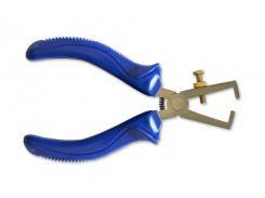 Кліщі для видалення ізоляції, потовщена ручка, 160 мм Technics 44-045   клещи удаление изоляции утолщенный