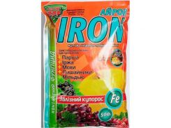 Залізний купорос 250г 4820072975114 Айрон Iron | железный