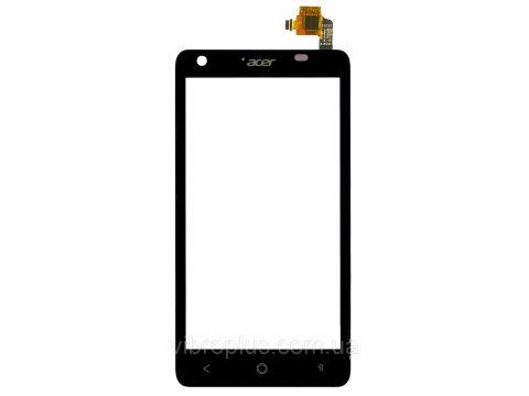 Тачскрин (сенсор) Acer Liquid Z410, black (чёрный) Винница