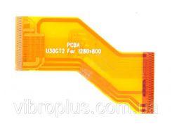 Шлейф (Flat Cable) CUBE U30GT (p/n: clsfpc40-f029d)  ver1