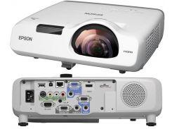 Короткофокусный проектор Epson EB-530 (3LCD, XGA, 3200 ANSI lm) (V11H673040)