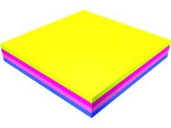 Блоки бумаги 76х76/100л с клейким слоем (BM.2312-97)