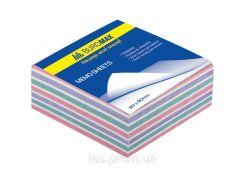 Блоки бумаги для записей «Зебра», 90x90/440 л. BM.2264