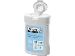 Салфетки для экранов влажные Axent  5309-А
