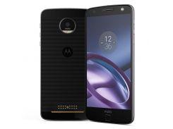 Смартфон MOTO Z (XT1650) 32GB DUAL SIM BLACK/ LUNAR GREY