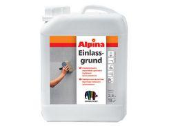 Универсальная акриловая грунтовка-концентрат Einlassgrund Alpina (Альпина) 1L