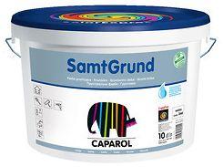Экологичная гидрофобная грунтовочная краска экстра-класса Caparol Samtgrund (Капарол Самтгрунт) (B1) 10л