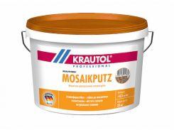 Кrautherm Мosaikputz (Краутерм Мозайкпутз) штукатурка на основе акрилата с крупным кварцовым песком, 25кг