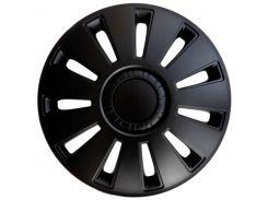 Автомобильные колпаки Kenguru Rex R16 4 шт. Черные