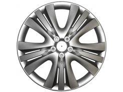 Автомобильные колпаки Kenguru Lux R13 4 шт. Серебристые