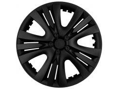 Автомобильные колпаки Kenguru Lux R13 4 шт. Черные