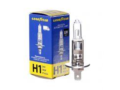 Лампа автомобильная галогенная Goodyear H1 24V 70W P14.5s