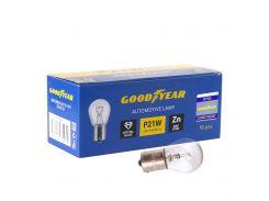 Лампа накаливания автомобильная Goodyear P21W 24V 21W BA15s (коробка: 10 шт.)
