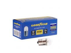 Лампа накаливания автомобильная Goodyear R5W 24V 5W BA15s (коробка: 10 шт.)