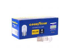 Лампа накаливания автомобильная Goodyear W21/5W 12V 21/5W W3x16q (коробка: 10 шт.)