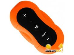 MP3 плеер Qumo Float 4GB orange
