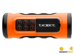 MP3 плеер Texet DRUM Orange