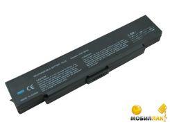 Аккумулятор PowerPlant для ноутбуков SONY VAIO PCG-6C1N 11,1V 5200mAh (NB00000138)