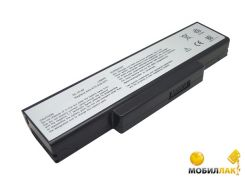 Аккумулятор PowerPlant для ноутбуков ASUS A72 A73 10.8V 5200mAh (NB00000016)