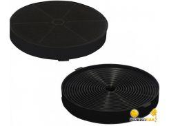 Фильтр Perfelli для вытяжки угольный, круглый 160х20 мм (0021)